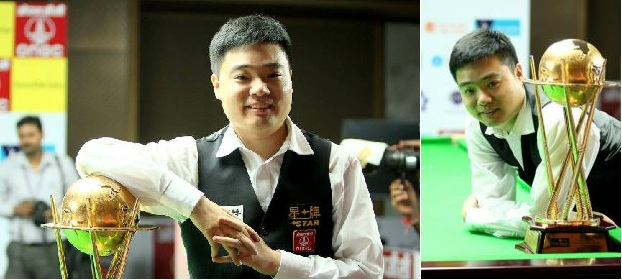 Ding Jun Hui Indian open