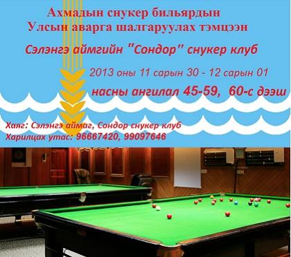 зарлал2013 Ахмадын УАШТ Сэлэнгэ420