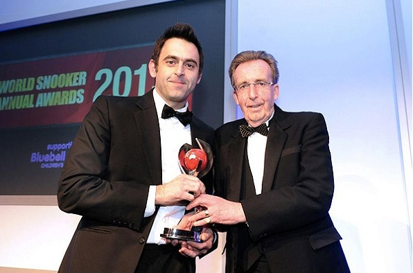world snooker awards 2014